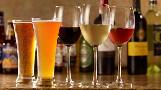 O que é Melhor: Vinho ou Cerveja?